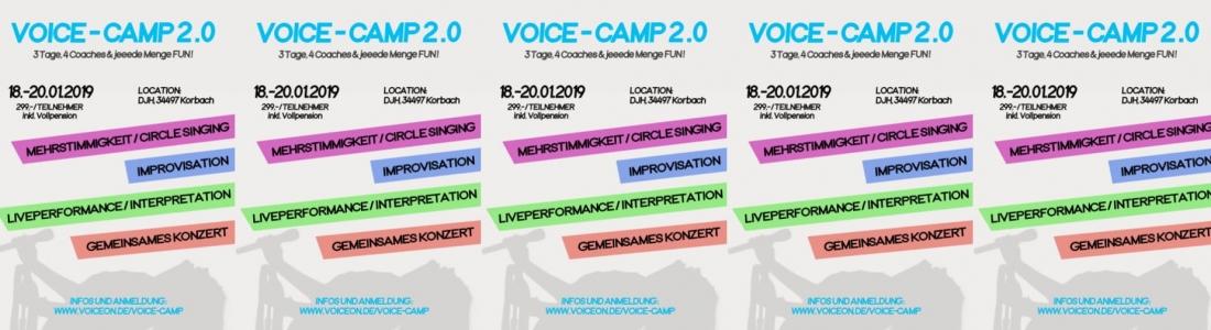 Voice-Camp 2.0