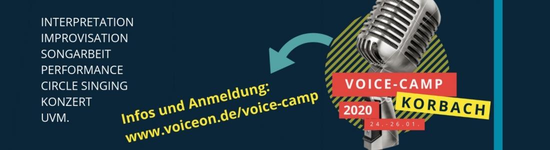 Voice-Camp Header HP